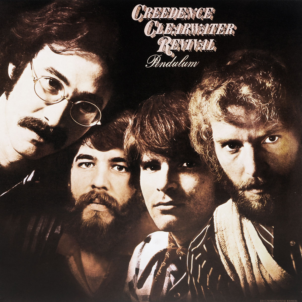 Creedence Clearwater Revival Creedence Clearwater Revival. Pendulum (LP)