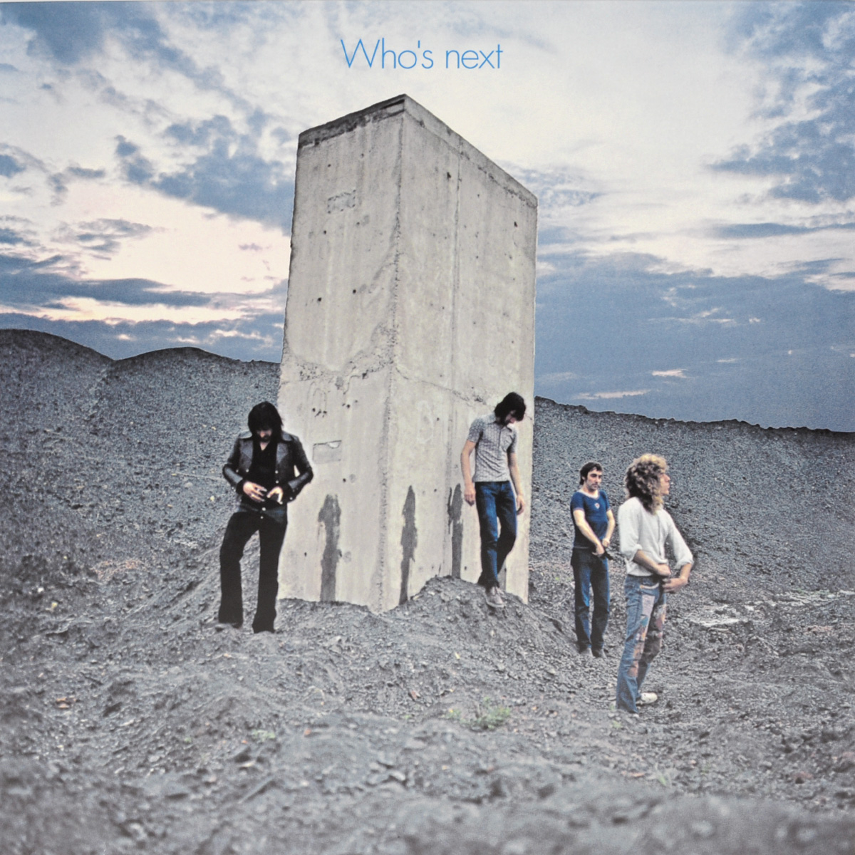 The Who The Who. Who's Next (LP) the monster next door