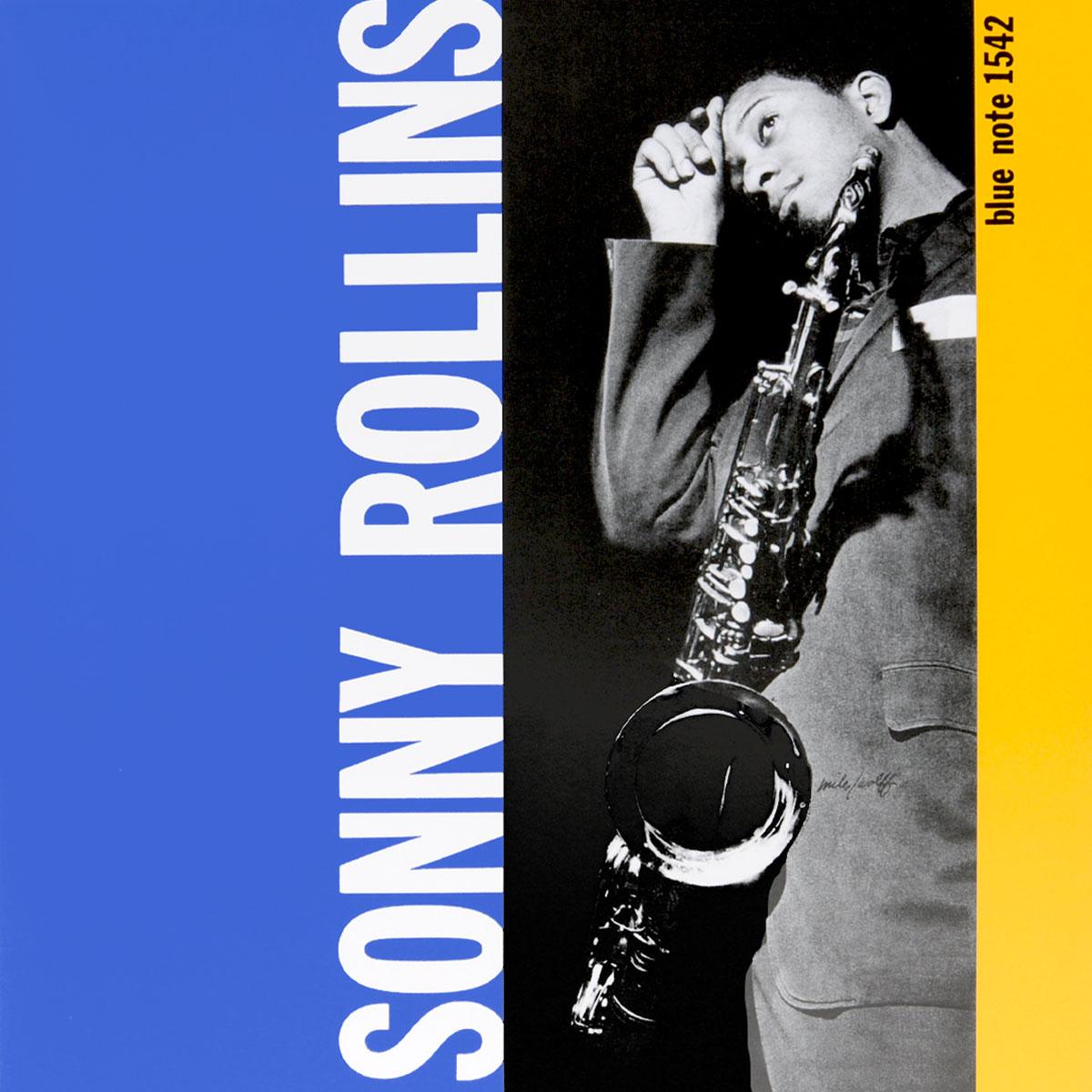 Сонни Роллинз Sonny Rollins. Volume 1 (LP) sonny rollins saxophone colossus