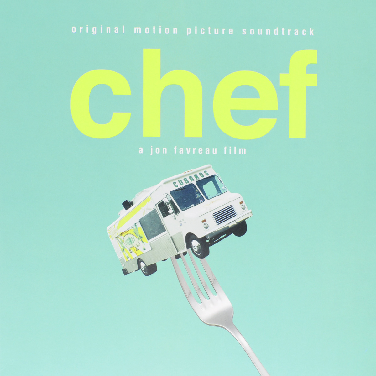 Chef. Original Motion Picture Soundtrack (LP) love story music from the original motion picture soundtrack