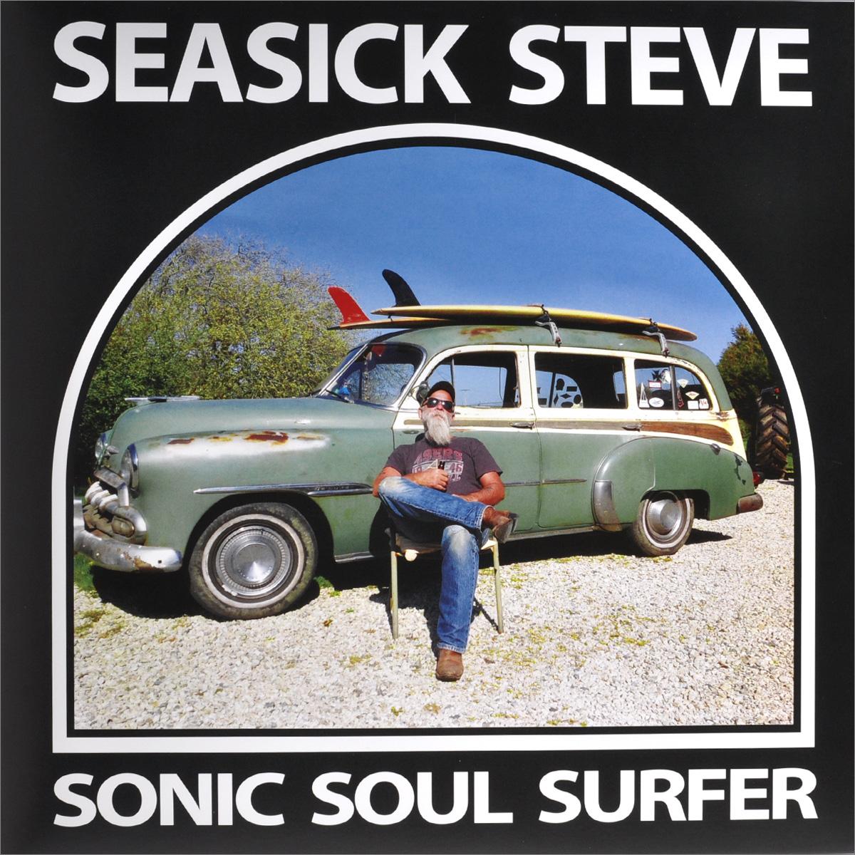 Seasick Steve Seasick Steve. Sonic Soul Surfer (2 LP)