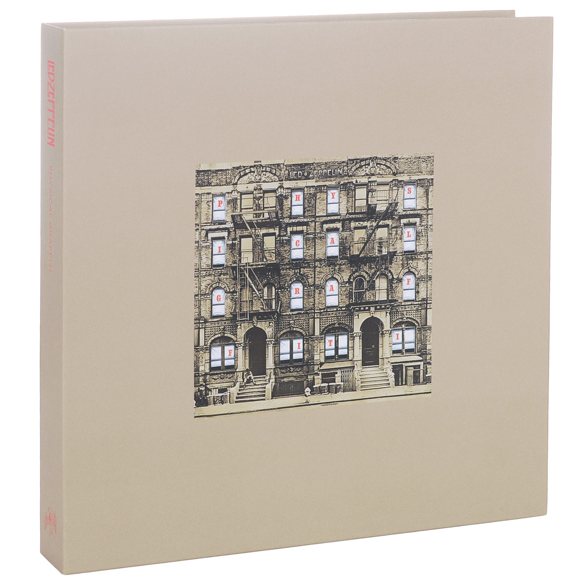 Led Zeppelin Led Zeppelin. Physical Graffiti. Super Deluxe Edition (3 CD + 3 LP) led zeppelin led zeppelin iv deluxe edition 2 cd