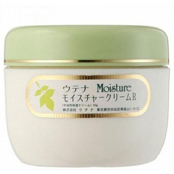 Utena Увлажняющий крем Moisture для лица с экстрактом алоэ 60 гр.
