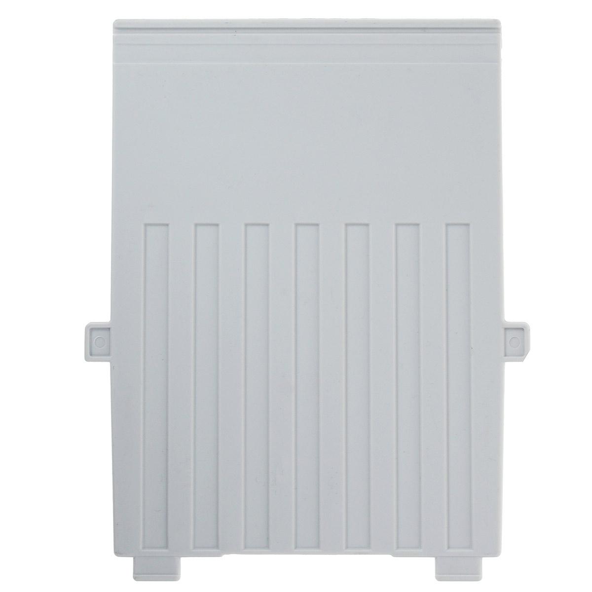Разделитель для вертикальной картотеки Han, цвет: серый. Формат А6FS-00897Разделитель для картотеки Han изготовлен из пластика серого цвета. Предназначен для вертикальных картотек HAN. Имеется специальное поле для установки индексного окна (сверху).