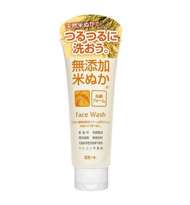 Rosette Кремовая пенка для умывания с экстрактом риса 140г00231Пенка Rosette с экстрактом риса создана из растительных компонентов, мягко и эффективно очищает кожу и удаляет макияж. Японская пенка не нарушает защитный барьер, препятствует обезвоживанию кожи. Благодаря содержанию экстракта риса пенка насыщает кожу влагой, делает ее удивительно гладкой и нежной.