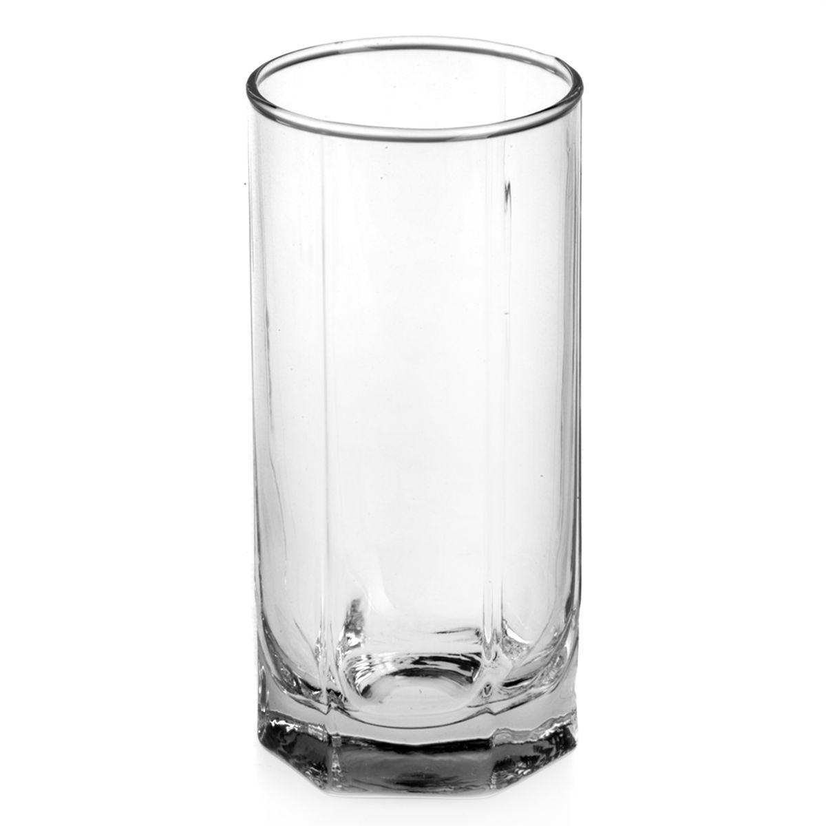 Набор стаканов для коктейля Pasabahce Tango, 290 мл, 6 штVT-1520(SR)Набор стаканов для коктейлей Pasabahce Tango изготовлен из натрий-кальций-силикатного стекла. Набор состоит из 6 стаканов, выполненных в элегантном дизайне. Такие стаканыукрасят любой праздничный стол.Набор стаканов для коктейлей может стать отличным подарком к любому празднику. Можно мыть в посудомоечной машине и использовать в микроволновой печи.Диаметр стакана по верхнему краю: 6,2 см.Высота стакана: 13,7 см.