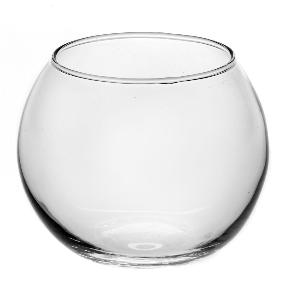 Ваза Pasabahce Flora, высота 10,5 см43417BКруглая ваза Pasabahce Flora, выполненная из натрий-кальций-силикатного стекла, сочетает в себе изысканный дизайн с максимальной функциональностью. Ваза имеет гладкие прозрачные стенки. Она идеально подойдет для небольших цветов.Такая ваза придется по вкусу и ценителям классики, и тем, кто предпочитает утонченность и изысканность.Высота вазы: 10,5 см.Диаметр вазы (по верхнему краю): 8 см.