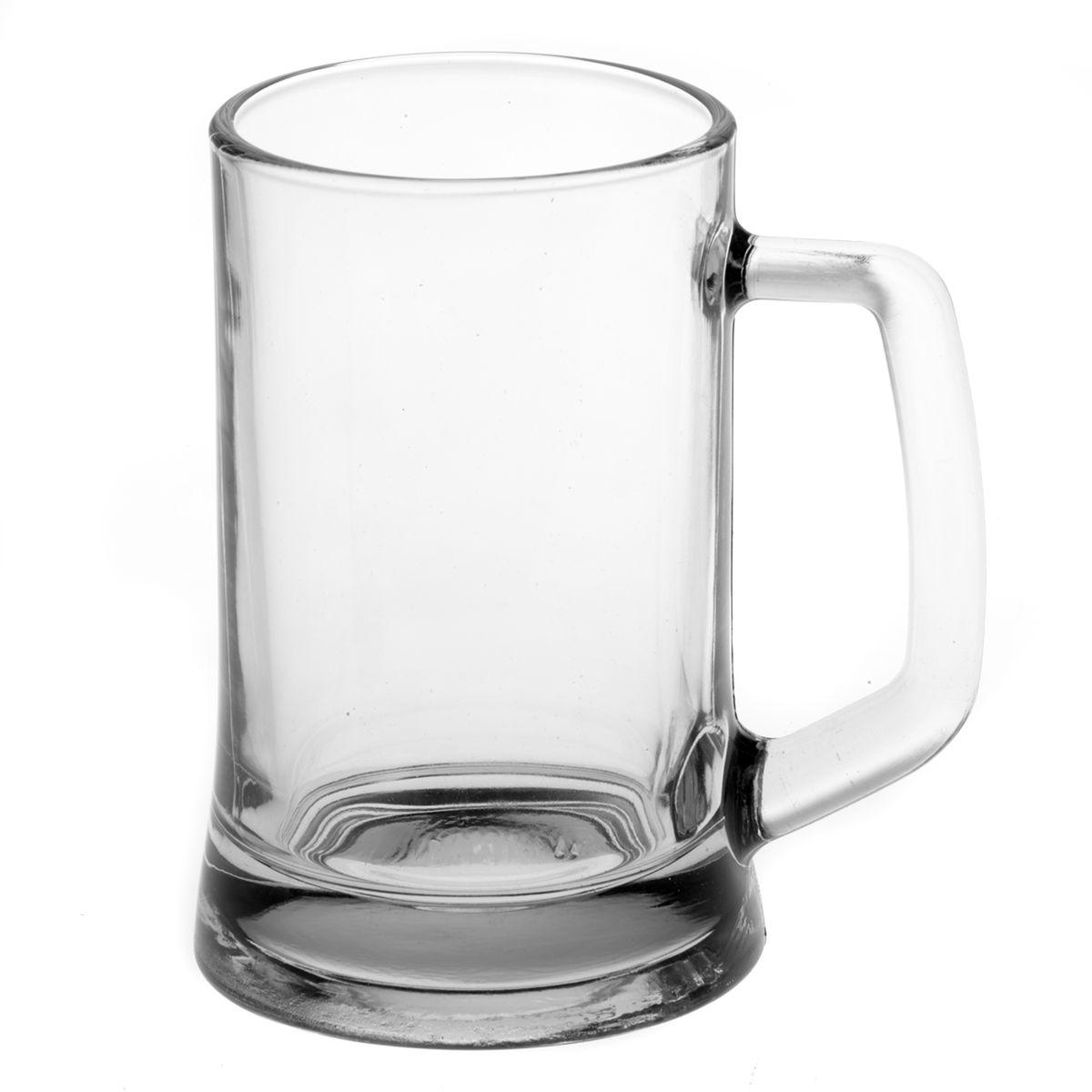 Набор кружек для пива Pasabahce Pub, 300 мл, 2 штVT-1520(SR)Набор Pasabahce Pub состоит из двух кружек, выполненных из прочного натрий-кальций-силикатного стекла. Кружки оснащены ручками и прекрасно подходят для подачи пива. Функциональность, практичность и стильный дизайн сделают набор прекрасным дополнением к вашей коллекции посуды. Можно мыть в посудомоечной машине и использовать в микроволновой печи. Диаметр кружки (по верхнему краю): 7 см.Высота кружки: 13 см.