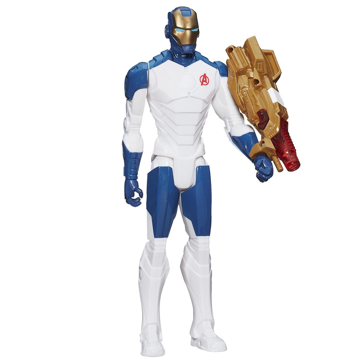 Фигурка Avengers Титаны: Iron Man, с аксессуаром, 29 см