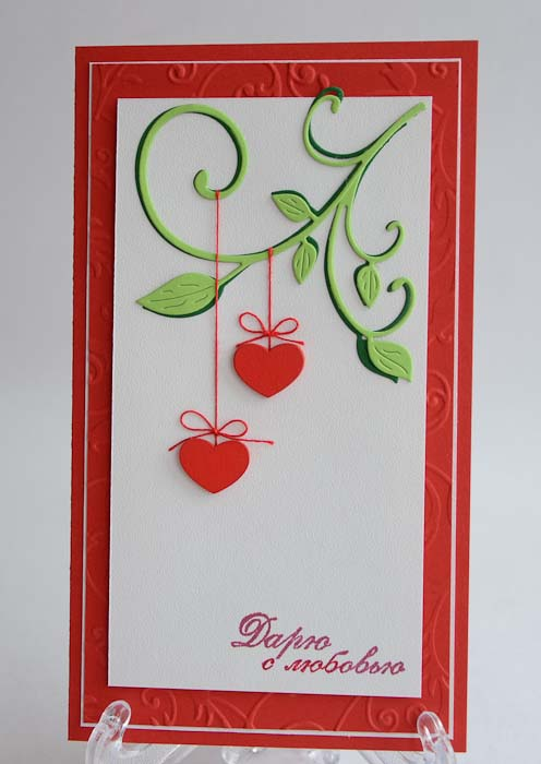 Открытка-конверт Дарю с любовью. Студия Тетя РозаОВЛ-0004Характеристики: Размер 19 см x 11 см.Материал: Высоко-художественный картон, бумага, декор.Описание:Данная открытка может стать как прекрасным дополнением к вашему подарку, так и самостоятельным подарком. Так как открытка является и конвертом в который вы можете вложить ваш денежный подарок или просто написать ваши пожелания на вкладыше.Подарок с любовью, что еще нам нужно? Сердечки из дерева, вырубленные вручную веточки.Также открытка упакована в пакетик для сохранности.Обращаем Ваше внимание на то, что открытка может незначительно отличаться от представленной на фото.Открытки ручной работы от студии Тётя Роза отличаются своим неповторимым и ярким стилем. Каждая уникальна и выполнена вручную мастерами студии. (Открытка для мужчин, открытка для женщины, открытка на день рождения, открытка с днем свадьбы, открытка винтаж, открытка с юбилеем, открытка на все случаи, скрапбукинг)