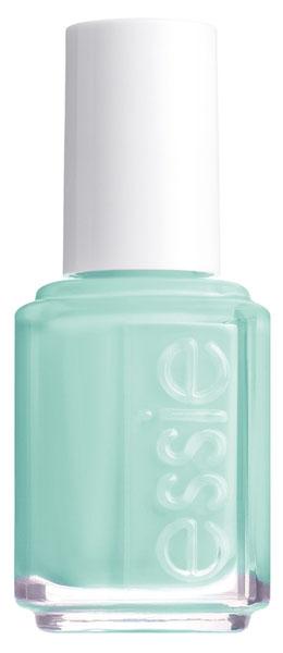 Essie Лак для ногтей, тон №99 Мятная глазурь, 3,5 млSC-FM20104Профессиональный салонный лак для ногтей Essie моментально высыхает, долго держится на ногтях, не тускнеет со временем и очень устойчив к скалыванию. Удобная кисточка позволяет легко его наносить на ногти.Лаки Essie являются настоящим символом индустрии маникюра. Легендарный американский бренд лаков для ногтей Essie - уже более 30 лет - предлагает широкую гамму самых ярких, аппетитных и непредсказуемых оттенков на любой вкус и по любому поводу.Товар сертифицирован.