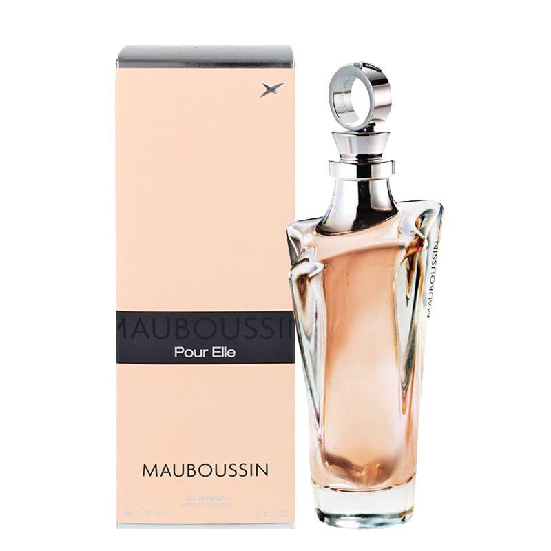 Mauboussin Pour Elle Туалетные духи женские 100 мл afnan her highness туалетные духи женские 100мл