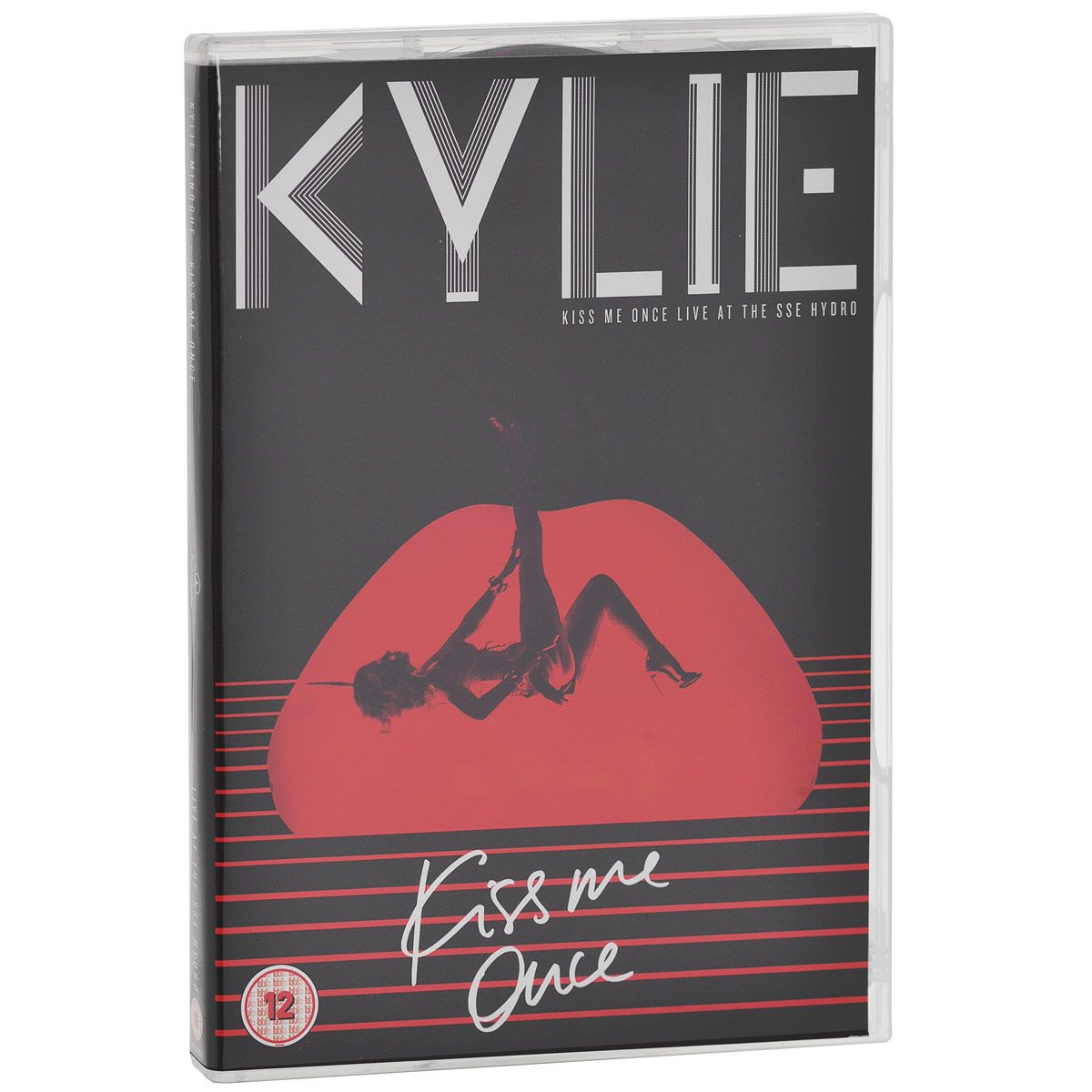 Кайли Миноуг Kylie Minogue. Kiss Me Once Live At The SSE Hydro (2 CD + DVD)
