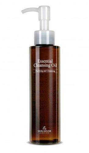 The Skin House Oчищающее гидрофильное масло для лица, 150 млFS-00897Гидрофильнео масло-это первая ступень глубокой очистки пор от загрязнений, макияжа и черных точек. Гидрофильное масло буквально плавит все загрязнения и жировые пробки в порах. Гидрофильное масло смывает без остатака не только обычный макияж, но так же и средства с солнцезащитными фильтрами, ББ крем и водостойкую профессиональную косметику. Масло не закупоривает поры, а наоборот нормализует состояние жирной, проблемной и комбинированной кожи. Так же масло может быть использловано для очищения даже очень чувствительной кожи. Гидрофильное масло сожержит натуральное масло оливы, масло косточек шиповника за счет чего интенсивно питает кожу, не придавая ей липкости.