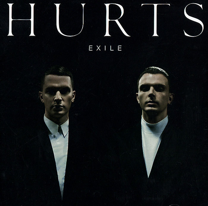 Hurts Hurts. Exile. Deluxe Album (CD + DVD) free shipping 20pcs lot sbt150 06j sbt15006 to 220f schottky rectifier new original
