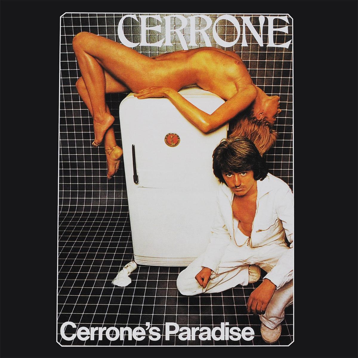 Cerrone Cerrone. Cerrone's Paradise (LP)