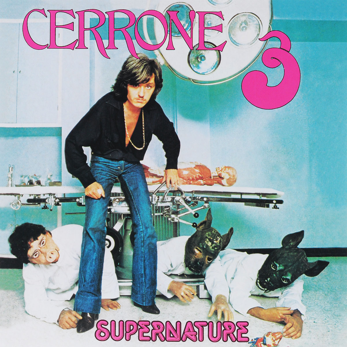 цена на Cerrone Cerrone. Supernature (LP)
