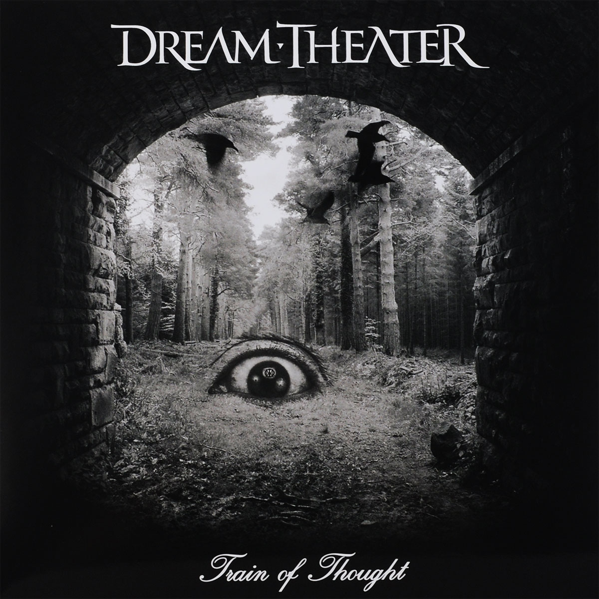 Dream Theater DREAM THEATER Train Of Thought LP dream theater dream theater train of thought lp