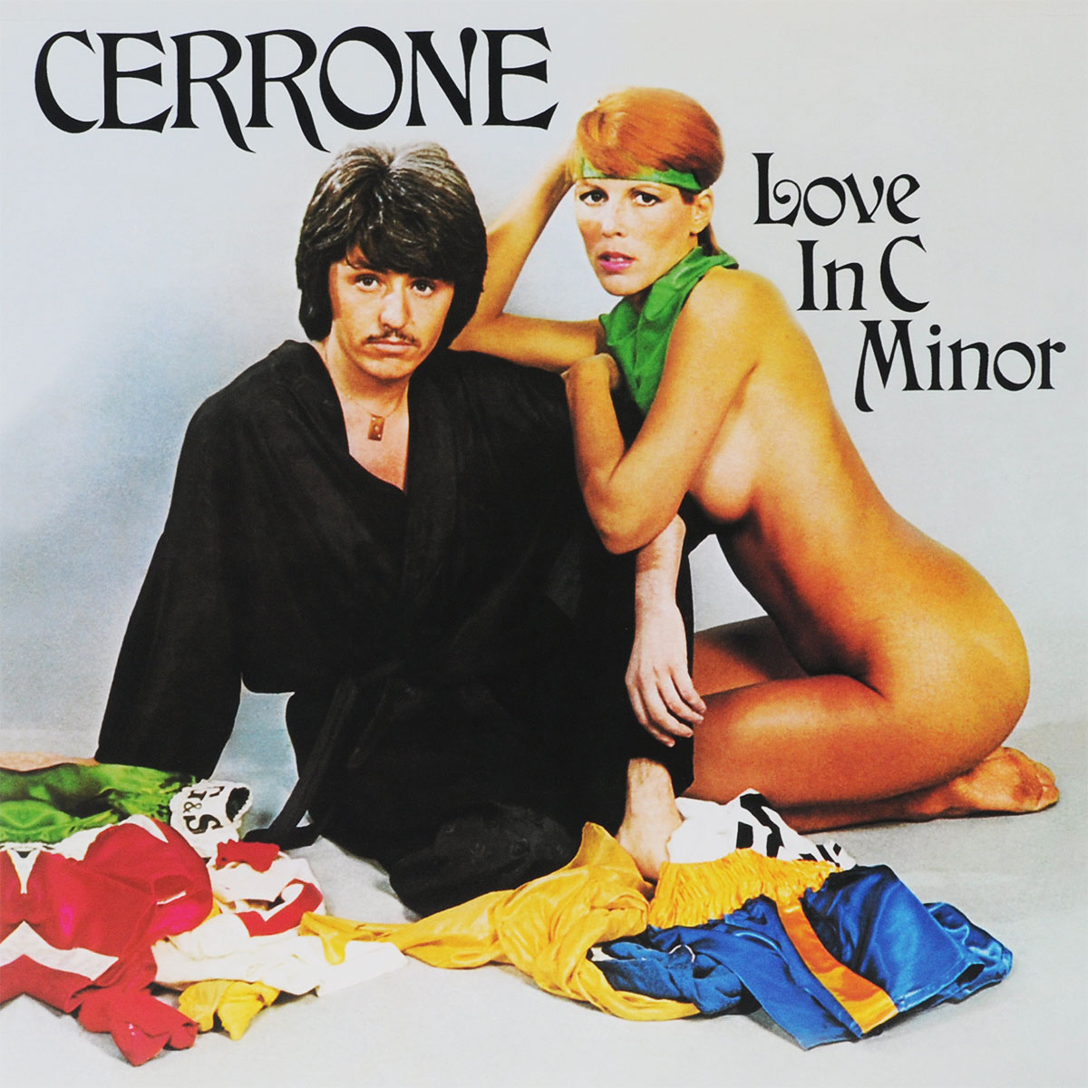 Cerrone Cerrone. Love In C Minor (LP)