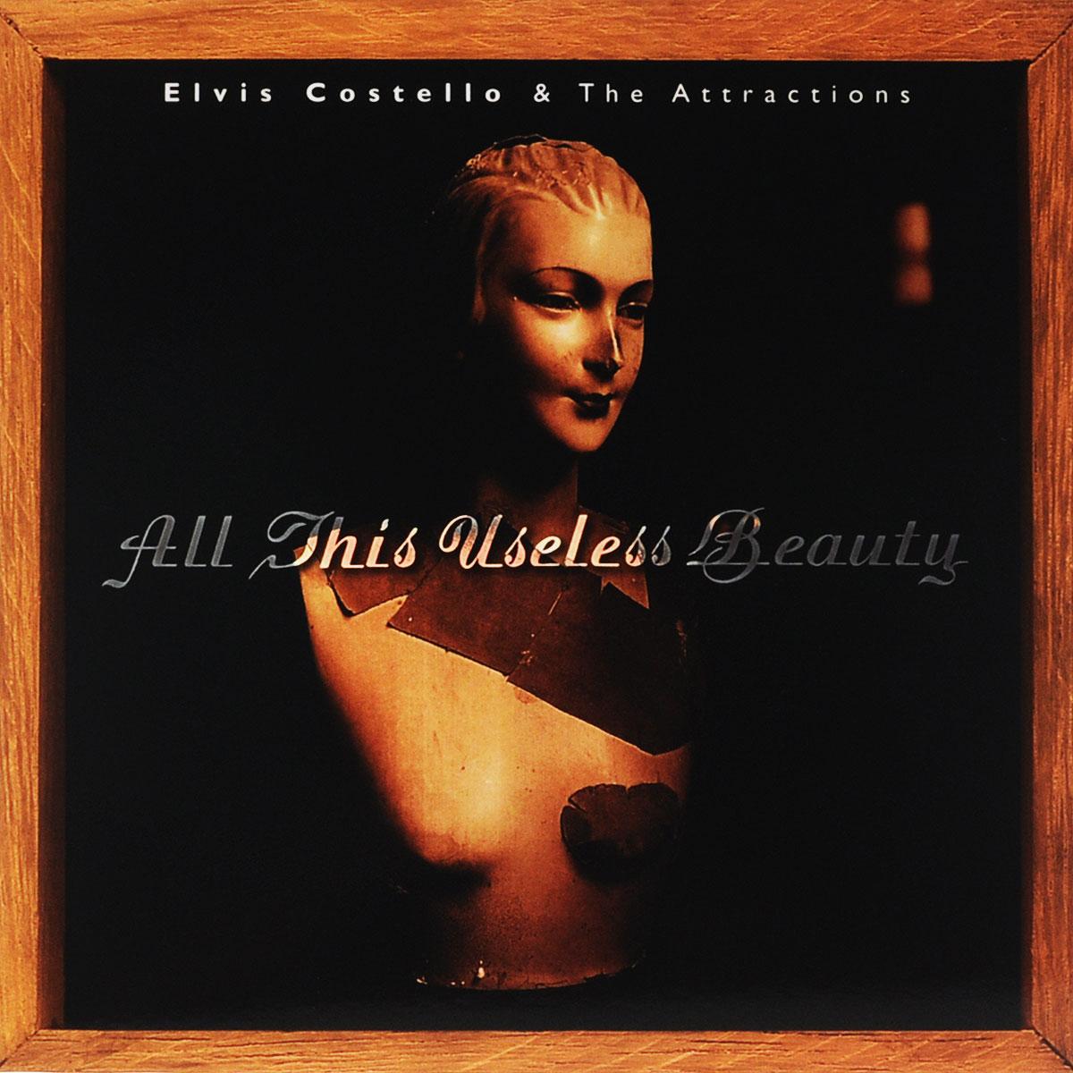 Elvis Costello. All This Useless Beauty (LP) elvis costello elvis costello the costello show king of america