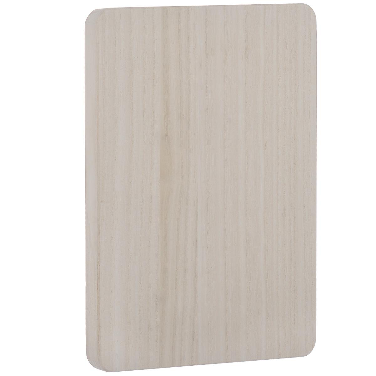 Доска разделочная Hatamoto, 27 х 19 см H-344М 1574Разделочная доска Hatamoto выполнена из адамова дерева (павловнии) - невероятно прочного и легкого материала. Такая доска обладает высокими антибактериальными и гигиеническими свойствами, легко моется и быстро сохнет.