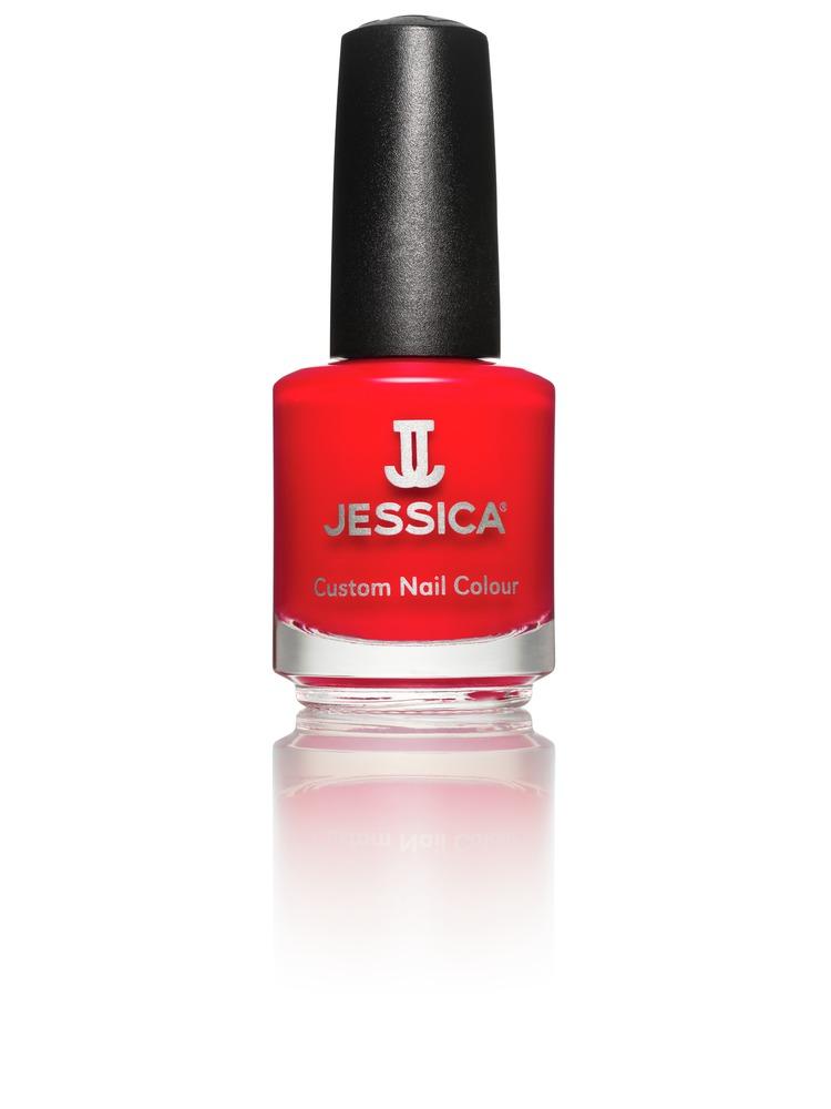 Jessica Лак для ногтей, оттенок 120 Royal Red, 14,8 млWS2320NЛаки JESSICA содержат витамины A, Д и Е, обеспечивают дополнительную защиту ногтей и усиливают терапевтическое воздействие базовых средств и средств-корректоров.