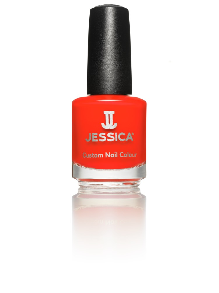 Jessica Лак для ногтей, оттенок 208 Red Delight, 14,8 млWS 7064Лаки JESSICA содержат витамины A, Д и Е, обеспечивают дополнительную защиту ногтей и усиливают терапевтическое воздействие базовых средств и средств-корректоров.