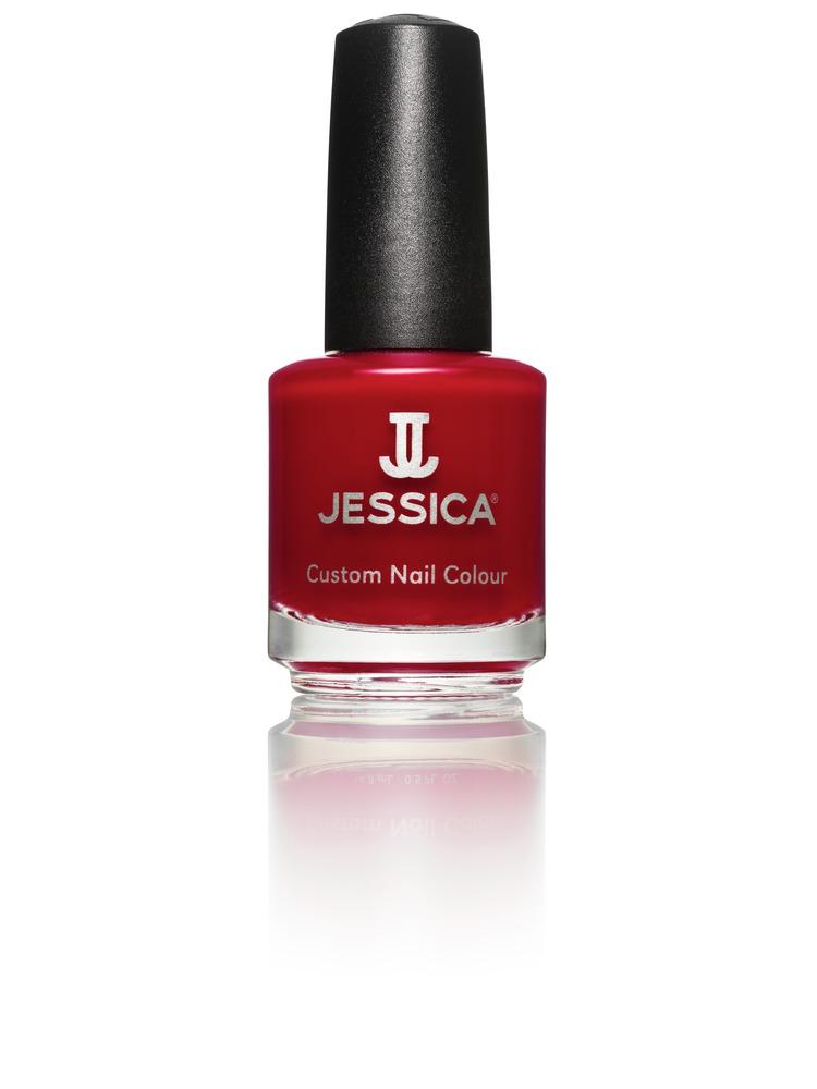 Jessica Лак для ногтей, оттенок 290 Merlot, 14,8 мл559V15138Лаки JESSICA содержат витамины A, Д и Е, обеспечивают дополнительную защиту ногтей и усиливают терапевтическое воздействие базовых средств и средств-корректоров.