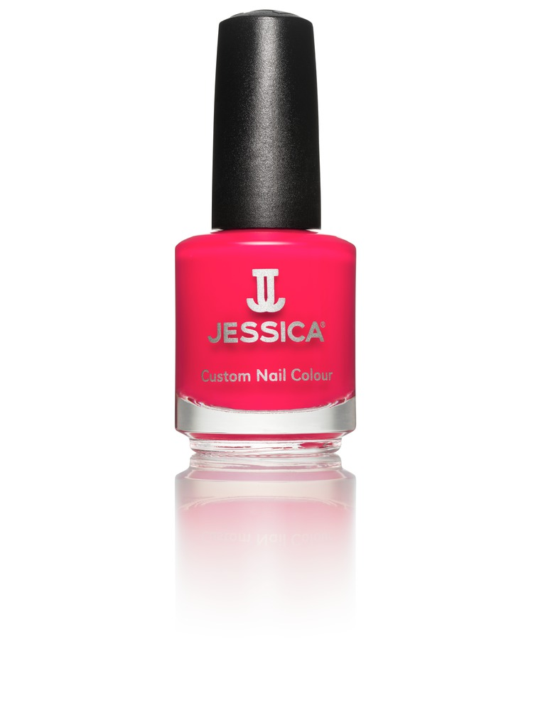 Jessica Лак для ногтей, оттенок 333 Daring, 14,8 млV15144Лаки JESSICA содержат витамины A, Д и Е, обеспечивают дополнительную защиту ногтей и усиливают терапевтическое воздействие базовых средств и средств-корректоров.