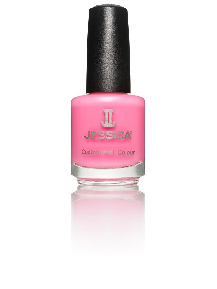 Jessica Лак для ногтей, оттенок 336 Flirty, 14,8 мл40709Лаки JESSICA содержат витамины A, Д и Е, обеспечивают дополнительную защиту ногтей и усиливают терапевтическое воздействие базовых средств и средств-корректоров.