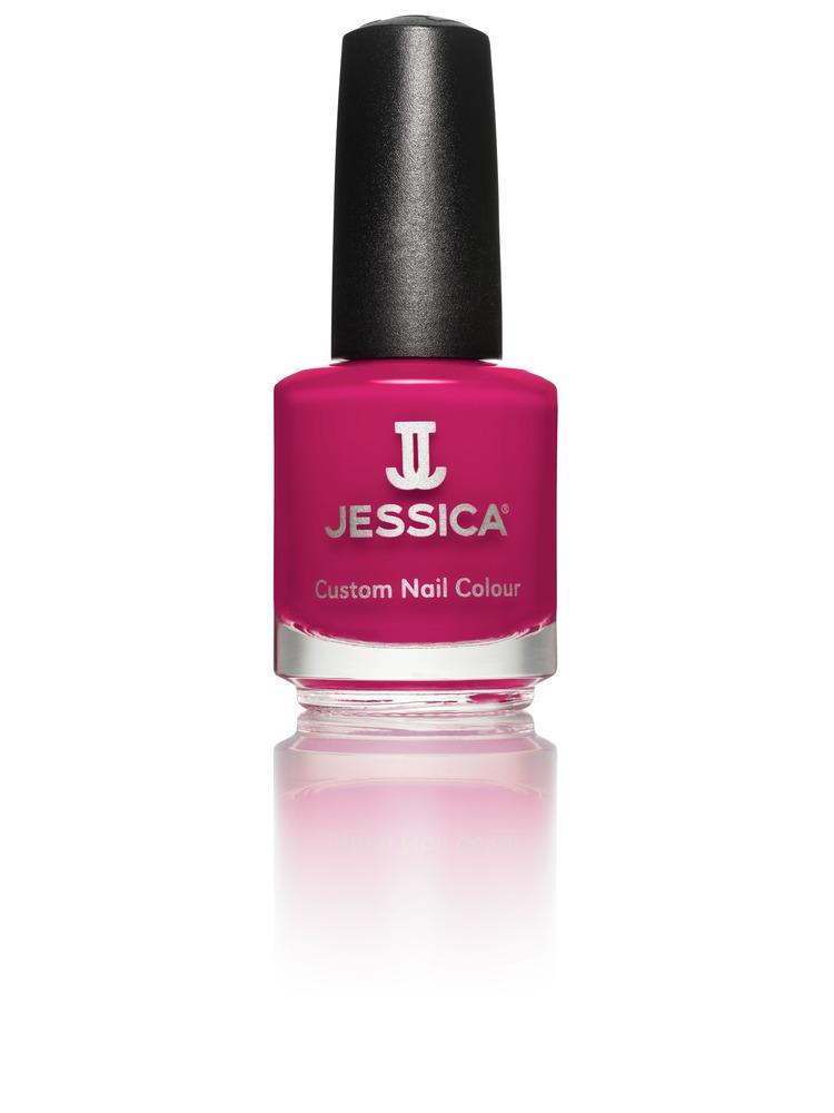 Jessica Лак для ногтей, оттенок 485 Blushing Princess, 14,8 мл892V15472Лаки JESSICA содержат витамины A, Д и Е, обеспечивают дополнительную защиту ногтей и усиливают терапевтическое воздействие базовых средств и средств-корректоров.