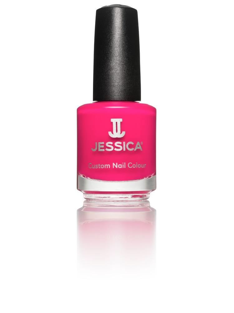 Jessica Лак для ногтей, оттенок 493 Pharaoh, 14,8 млPMB 0805Лаки JESSICA содержат витамины A, Д и Е, обеспечивают дополнительную защиту ногтей и усиливают терапевтическое воздействие базовых средств и средств-корректоров.