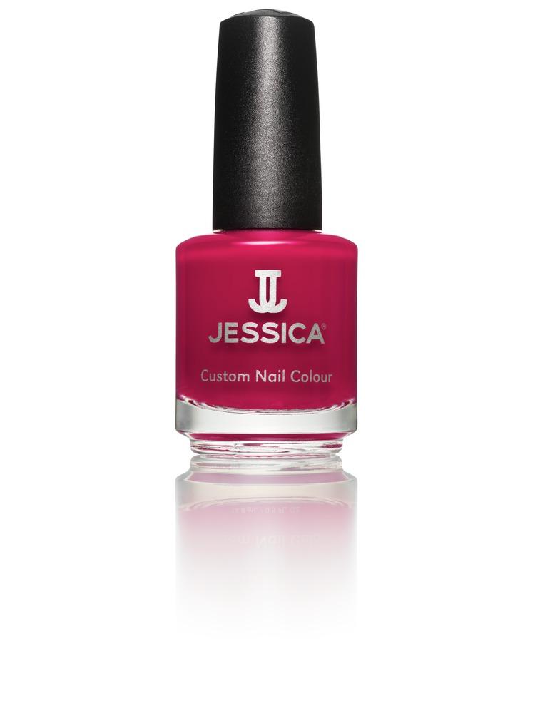 Jessica Лак для ногтей, оттенок 641 Sexy Siren, 14,8 мл30651Лаки JESSICA содержат витамины A, Д и Е, обеспечивают дополнительную защиту ногтей и усиливают терапевтическое воздействие базовых средств и средств-корректоров.