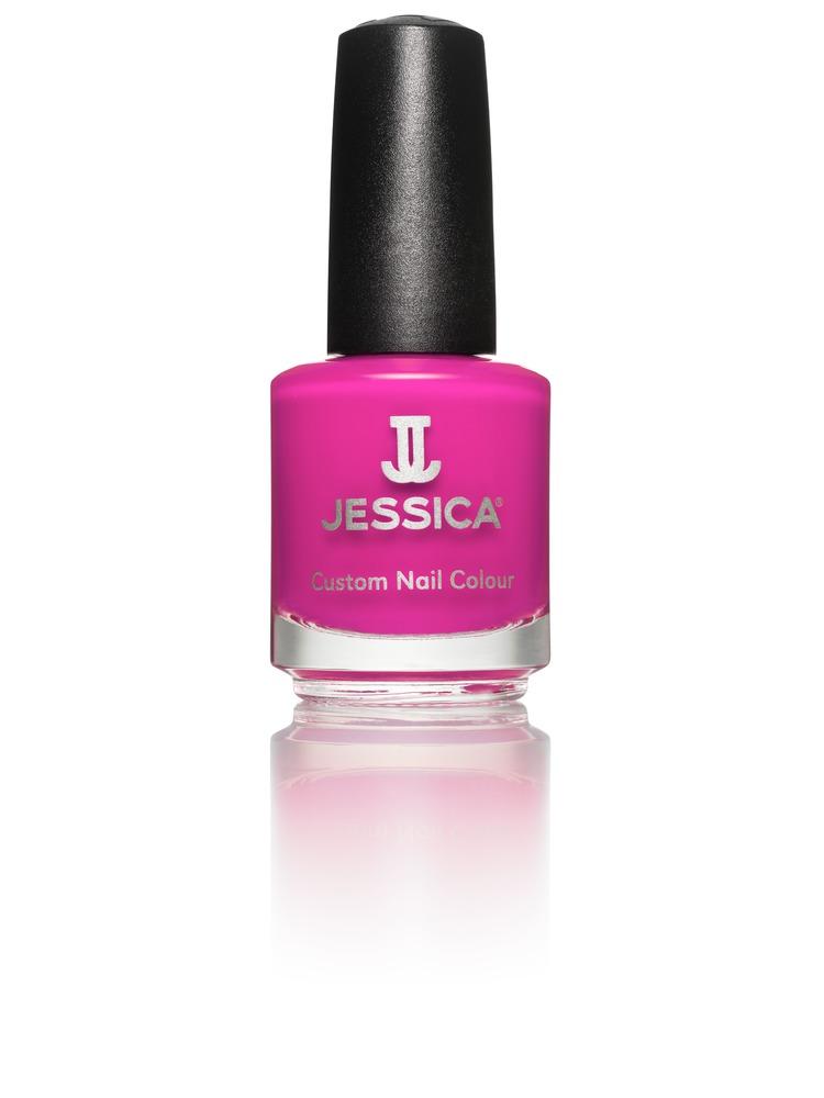 Jessica Лак для ногтей, оттенок 715 Dased Dahlia, 14,8 млNTT74Лаки JESSICA содержат витамины A, Д и Е, обеспечивают дополнительную защиту ногтей и усиливают терапевтическое воздействие базовых средств и средств-корректоров.
