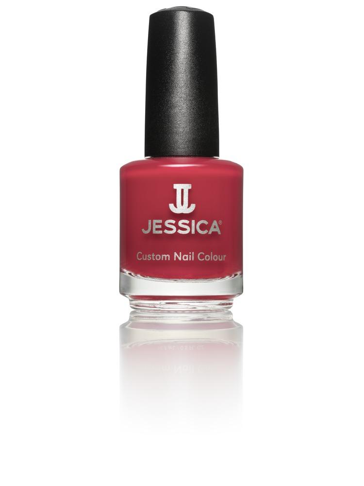 Jessica Лак для ногтей, оттенок 726 Desire, 14,8 мл901V15481Лаки JESSICA содержат витамины A, Д и Е, обеспечивают дополнительную защиту ногтей и усиливают терапевтическое воздействие базовых средств и средств-корректоров.