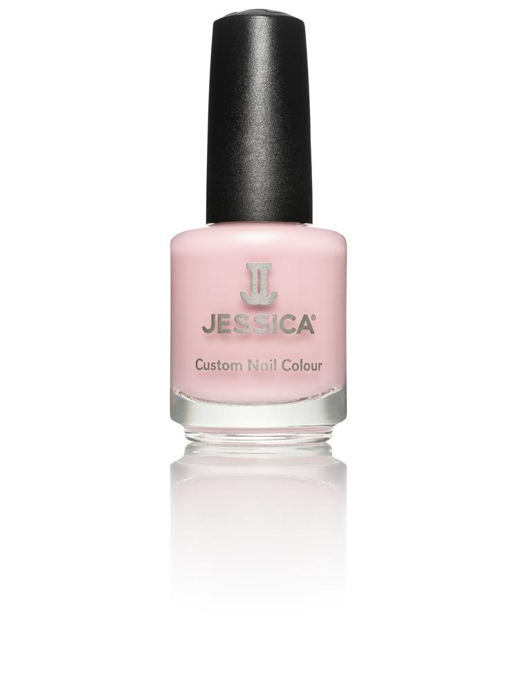 Jessica Лак для ногтей, оттенок 728 Strawberry Shake It, 14,8 мл894V15474Лаки JESSICA содержат витамины A, Д и Е, обеспечивают дополнительную защиту ногтей и усиливают терапевтическое воздействие базовых средств и средств-корректоров.