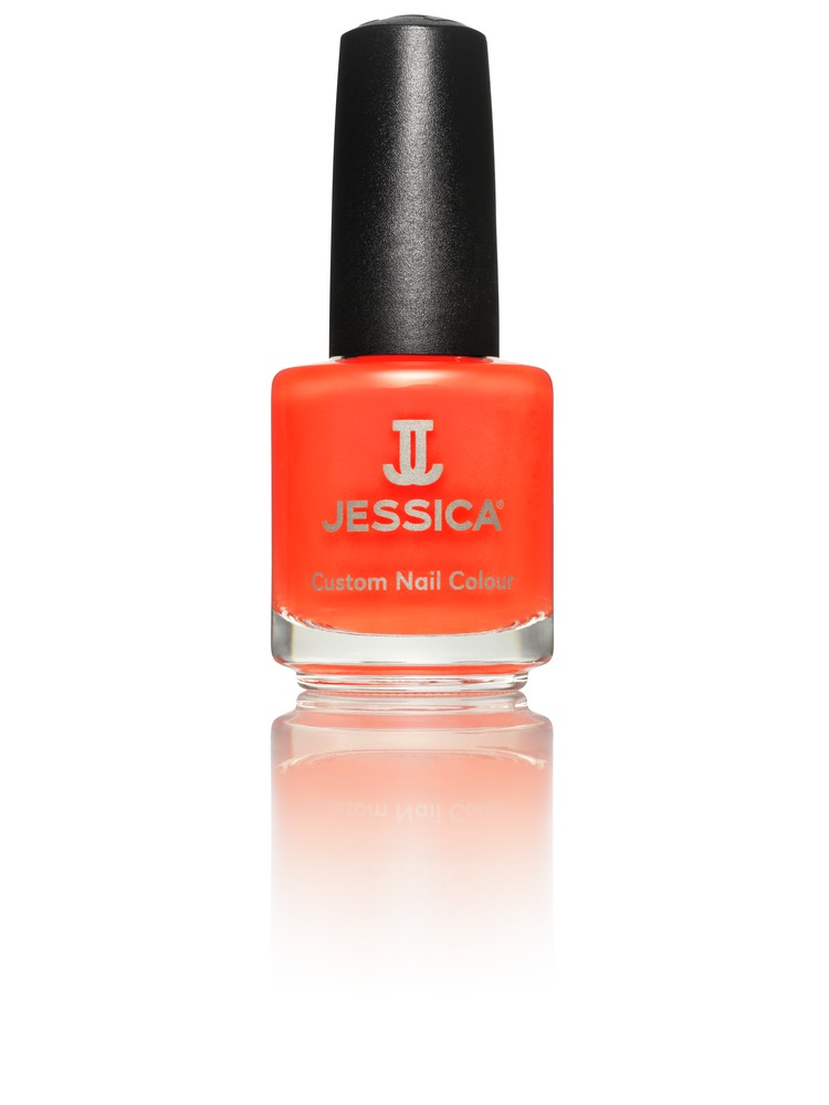 Jessica Лак для ногтей, оттенок 746 Alia-Sun-Kissed Beauty, 14,8 мл230234Лаки JESSICA содержат витамины A, Д и Е, обеспечивают дополнительную защиту ногтей и усиливают терапевтическое воздействие базовых средств и средств-корректоров.