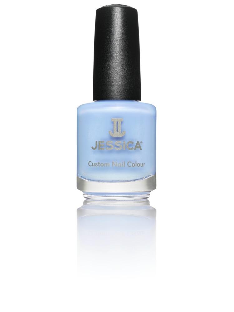Jessica Лак для ногтей, оттенок 747 Sophia - True Blue, 14,8 млB2338202Лаки JESSICA содержат витамины A, Д и Е, обеспечивают дополнительную защиту ногтей и усиливают терапевтическое воздействие базовых средств и средств-корректоров.
