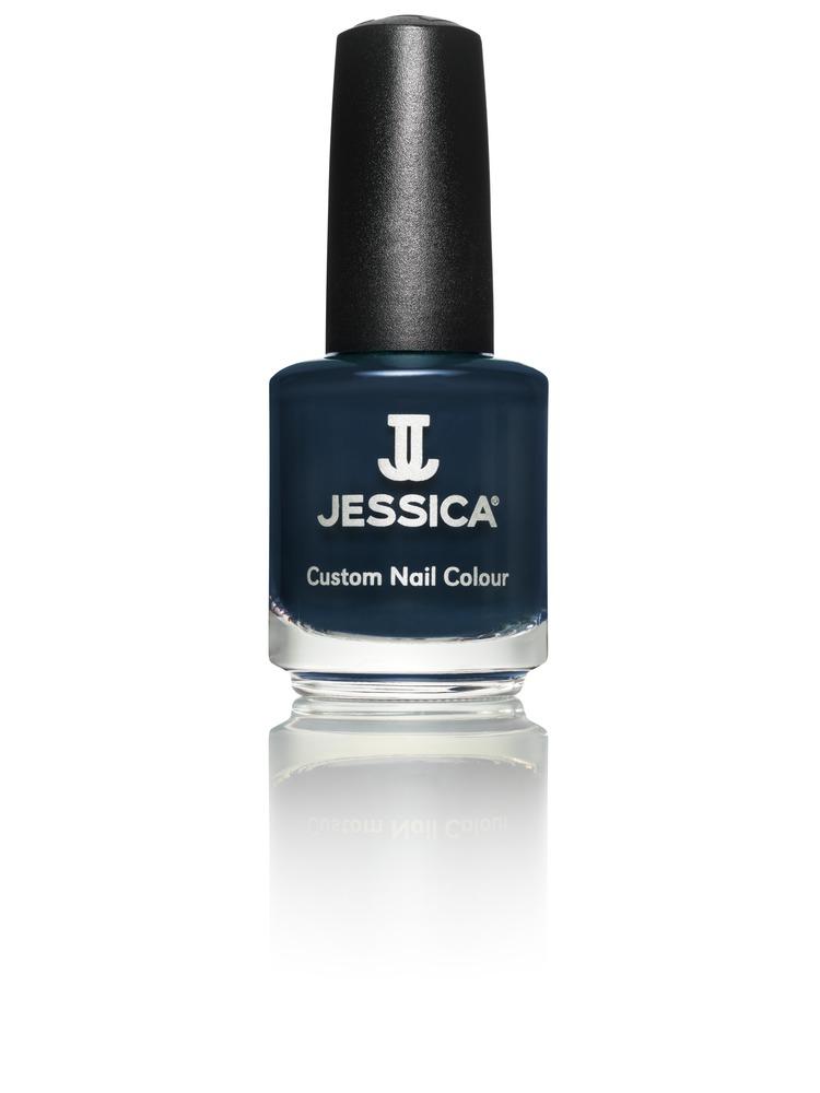 Jessica Лак для ногтей, оттенок 756 Blue Aria, 14,8 мл28032022Лаки JESSICA содержат витамины A, Д и Е, обеспечивают дополнительную защиту ногтей и усиливают терапевтическое воздействие базовых средств и средств-корректоров.