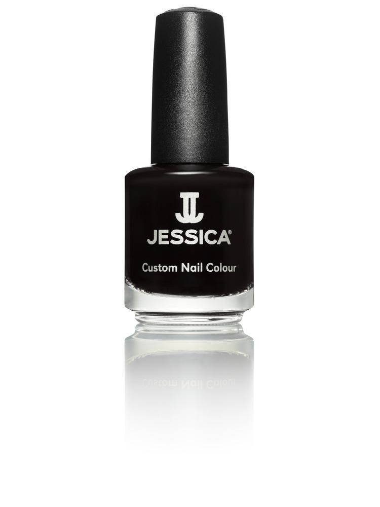 Jessica Лак для ногтей, оттенок 759 Black Matte, 14,8 млSC-FM20101Лаки JESSICA содержат витамины A, Д и Е, обеспечивают дополнительную защиту ногтей и усиливают терапевтическое воздействие базовых средств и средств-корректоров.