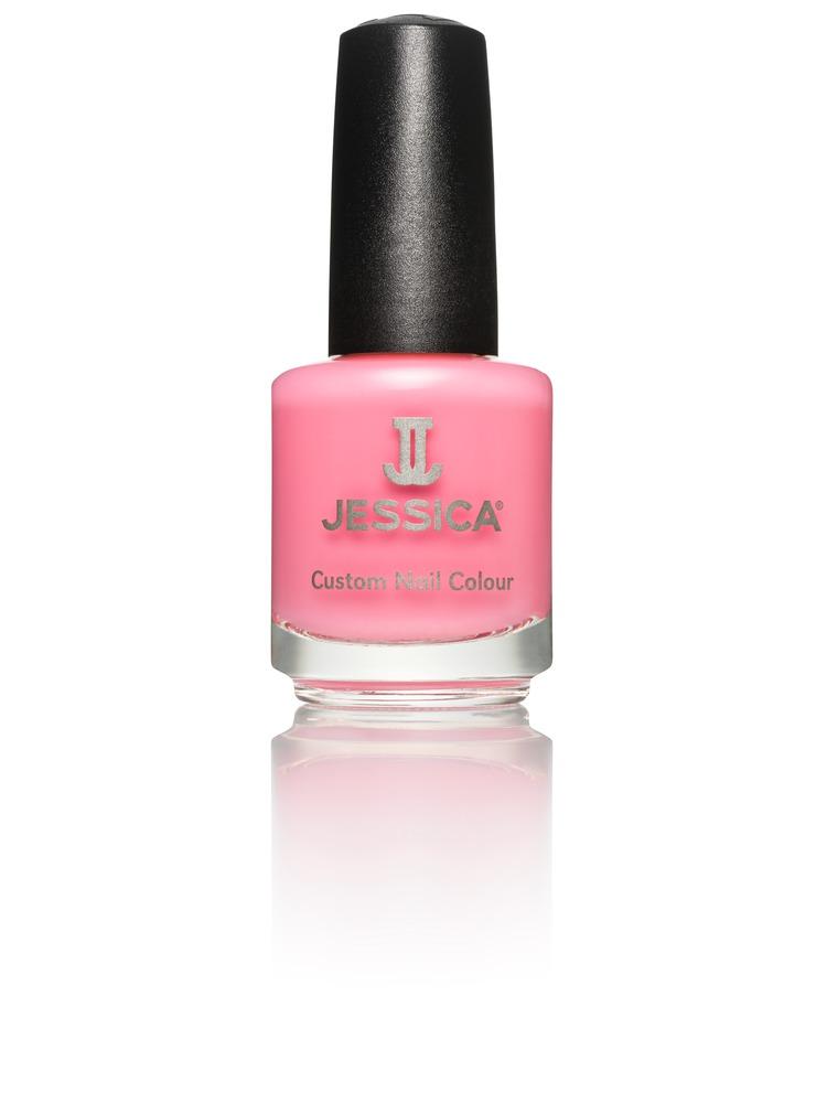 Jessica Лак для ногтей, оттенок 873 Conch Shell, 14,8 мл12010050Лаки JESSICA содержат витамины A, Д и Е, обеспечивают дополнительную защиту ногтей и усиливают терапевтическое воздействие базовых средств и средств-корректоров.