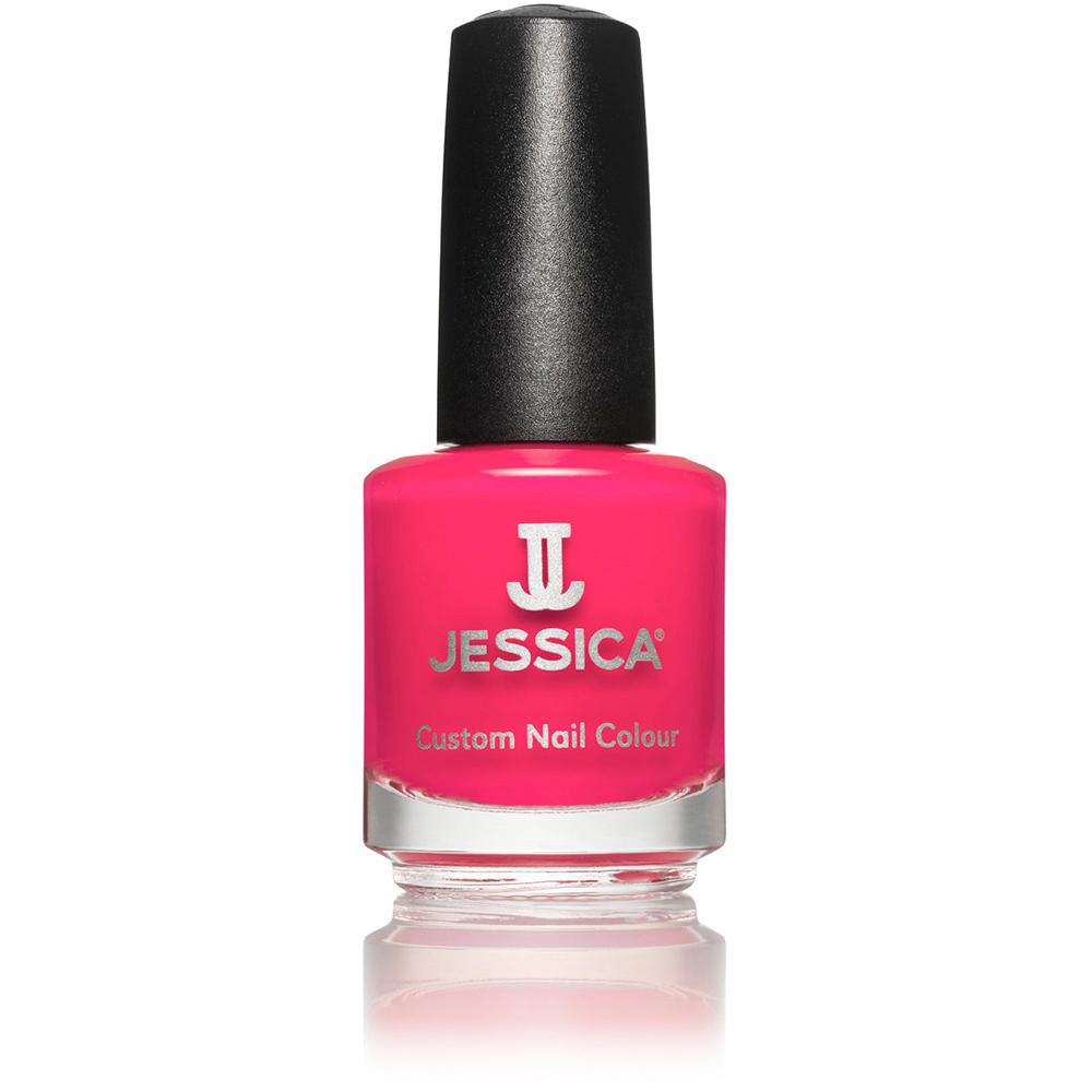 Jessica Лак для ногтей, оттенок 878 Starfish Glow, 14,8 мл230007053Лаки JESSICA содержат витамины A, Д и Е, обеспечивают дополнительную защиту ногтей и усиливают терапевтическое воздействие базовых средств и средств-корректоров.