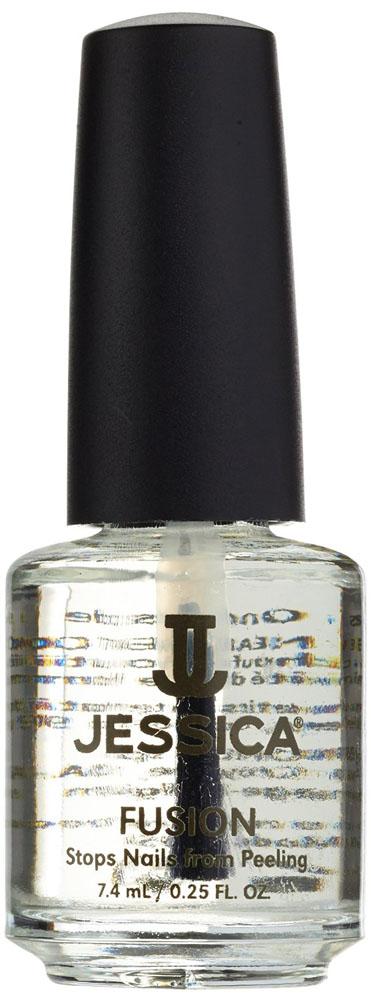 Jessica Средство для слоящихся ногтей Fusion 7,4 мл310.169Каучуковые смолы деликатно сцепляют слои ногтевой пластины, предотвращая дальнейшее расслаивание. Витамины питают ногтевую пластину и способствуют здоровому росту ногтей.