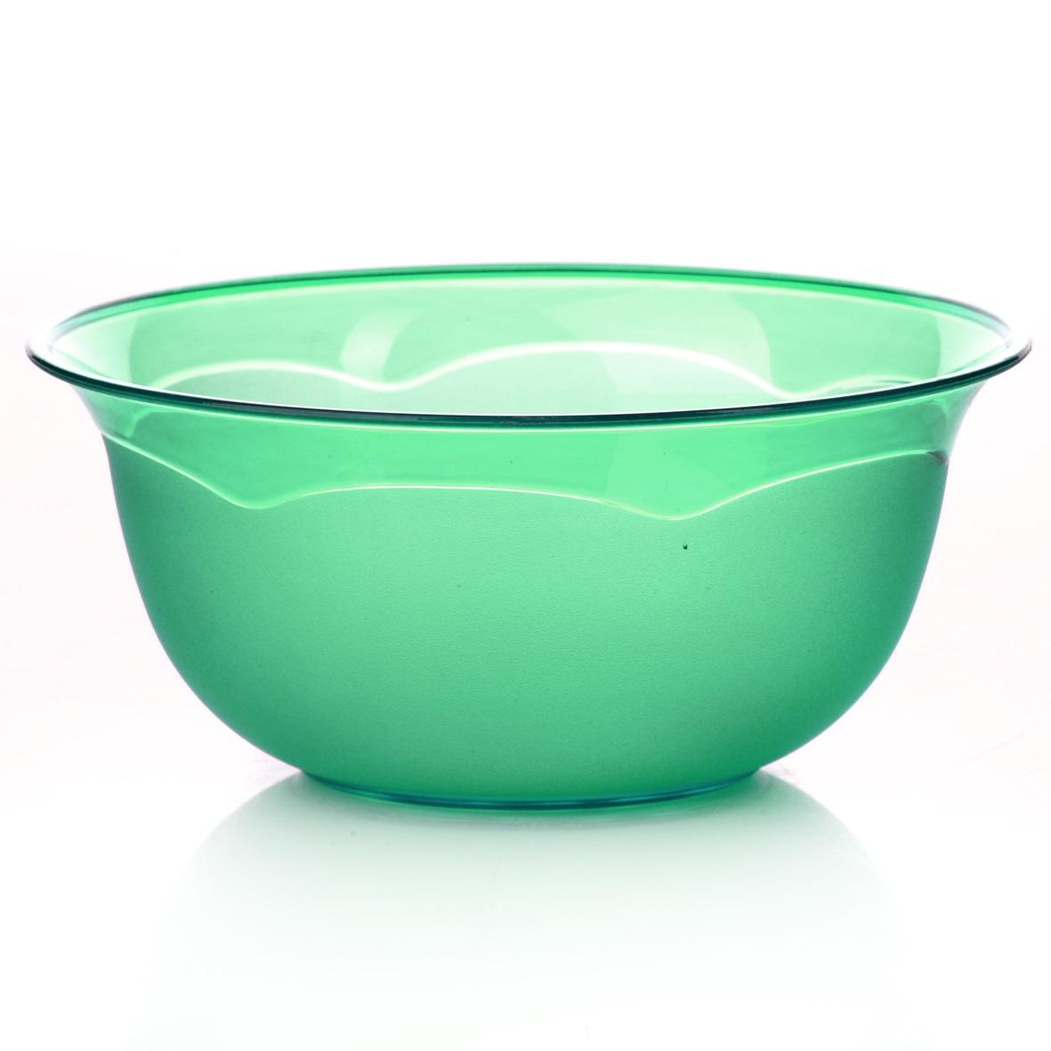 Миска Dunya Plastik, цвет: зеленый, 0,5 л54 009312Миска Dunya Plastik изготовлена из пищевого пластика круглой формы. Внешние стенки миски матовые. Изделие очень функционально, оно пригодится на кухне для самых разнообразных нужд: в качестве салатника, миски, тарелки и т.д.Можно мыть в посудомоечной машине.Объем: 0,5 л.Диаметр миски: 14 см.Высота стенки: 6,1 см.