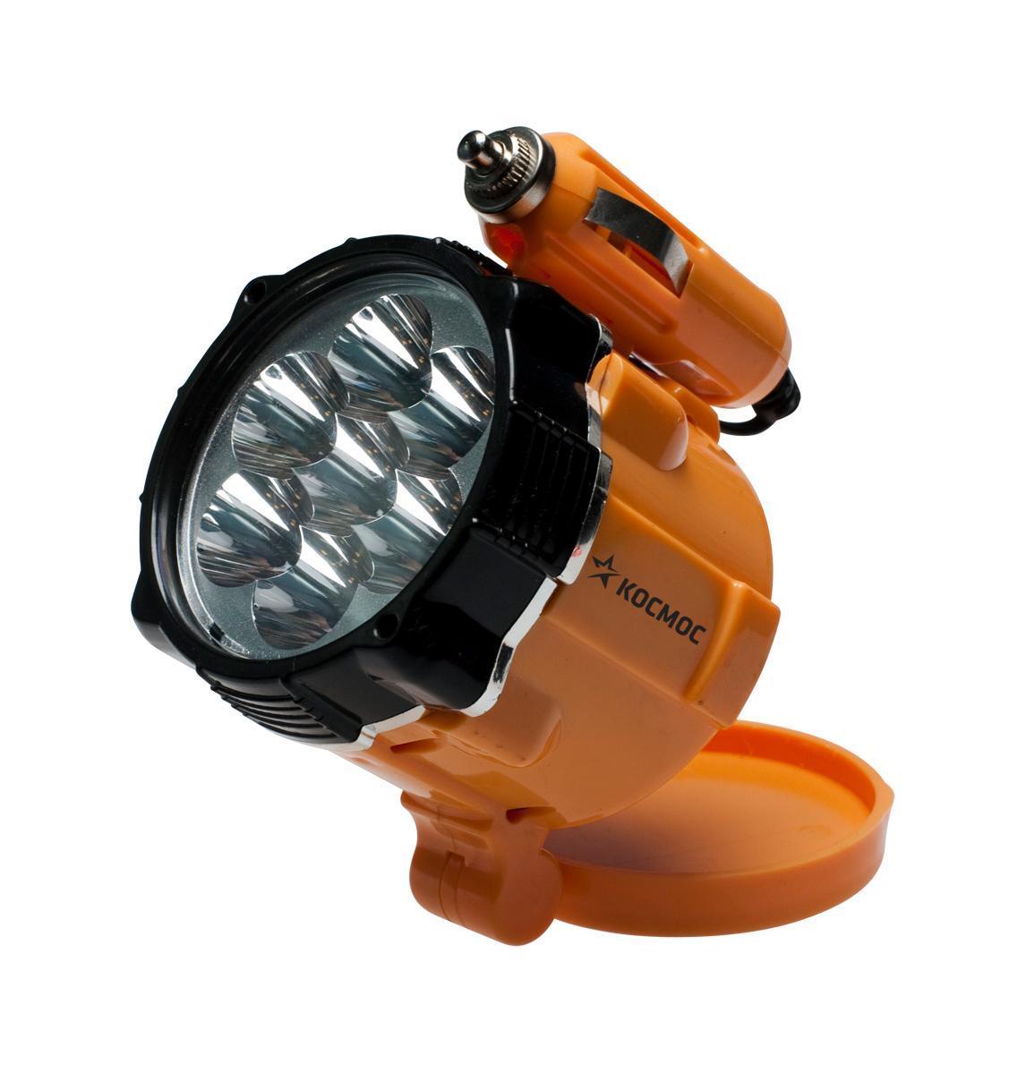 Фонарь-переноска Космос светодиодный, на магните. КОСAu6001LEDR0001598Фонарь-переноска KOCAu6001LED особенно удобен для использования автолюбителями и в путешествиях. Длина свечения - 1 метр. Источниками света выступают 7 светодиодных ламп. Питается от бортовой сети автомобиля. Время работы - 3 часа. Характеристики:Материал: пластик, стекло, металл, магнит. Размер фонаря:6,5 см х 9 см х 7,5 см. Тип лампочки:LED. Количество лампочек:7 шт. Производитель: Россия. Изготовитель: Китай. Артикул:КОСAu6001LED. Космос - российский бренд электротоваров, созданный, чтобы обеспечить отечественного покупателя качественной энергосберегающей и энергоэффективной продукцией в категориях:Лампы, светильники Сезонные электротовары Элементы питания, фонари Электроустановочные изделия. Лучшие заводы шести стран мира: Россия, Украина, Белоруссия, Китай, Корея, Япония производят товары Космос на базе современных технологий.