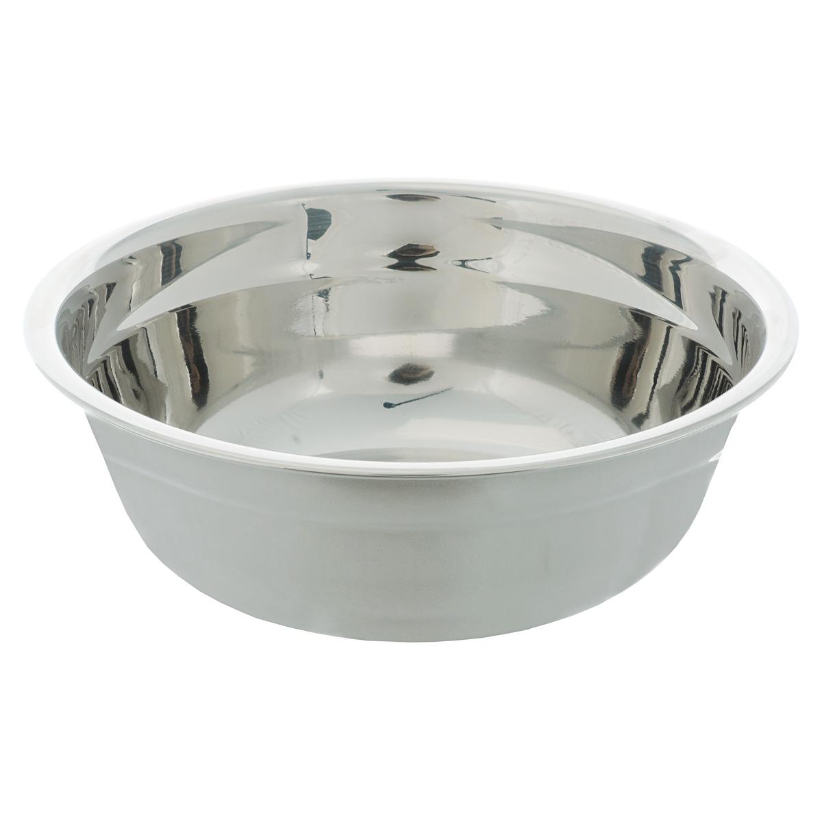 Миска глубокая Tatonka Deep Bowl, 1,6 л4034.000Глубокая миска Tatonka Deep Bowl с широкими краями выполнена из высококачественной нержавеющей стали. Может быть использована для приготовления пищи. Отлично подойдет для горячих блюд.Диаметр по верхнему краю: 19 см.Диаметр по дну: 11,5 см.Высота: 6,5 см.