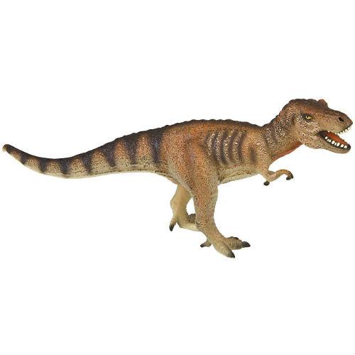 Фигурка Bullyland Тираннозавр, 12 см фигурка megasaurs тираннозавр с двигающейся пастью цвет оранжевый зеленый