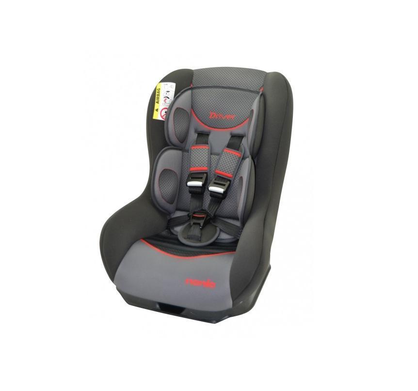Автокресло Nania Driver FST гр. 0-1 Graphic red - Автокресла и аксессуары