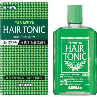 Yanagiya Тоник против выпадения волос Hair Tonic 240млZ0419Уход за волосами от Yanagiya это натуральные природные компоненты, отсутствие ароматизаторов, способных вызвать аллергические реакции, и лечебный эффект для ваших волос. Экстракт свеции японcкой способствует росту волос интенсивно увлажняет и сохраняет влагу в самом сердце волоса. Экстракт женьшеня - способствует делению клеток, обладает прекрасными противовоспалительными свойствами, а также предупреждает старение. Плектрантус японский - эфирные масла растений обладают тонизирующим и фитонцидным действием. Пары мятного масла обладают противомикробным и антисептическими свойствами, также улучшает кровоток, что споcобствует лучшему росту волос.