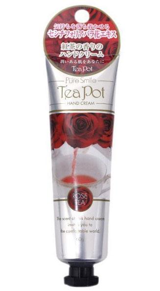 Sun Smile Смягчающий крем для рук Tea Pot с экстратами чая, розы и алоэ-вера. С ароматом чая из роз 60 гр.C31074Ароматная тающая текстура разгладит кожу, насытит влагой, придаст коже нежность и бархатистость. Экстракт чая снимает воспаление и покраснение, устраняет излишнюю жирность, помогает коже приобрести здоровый вид. Экстракты розы и алоэ-вера обладают сильными антиоксидантными свойствами и улучшают эластичность кожи.